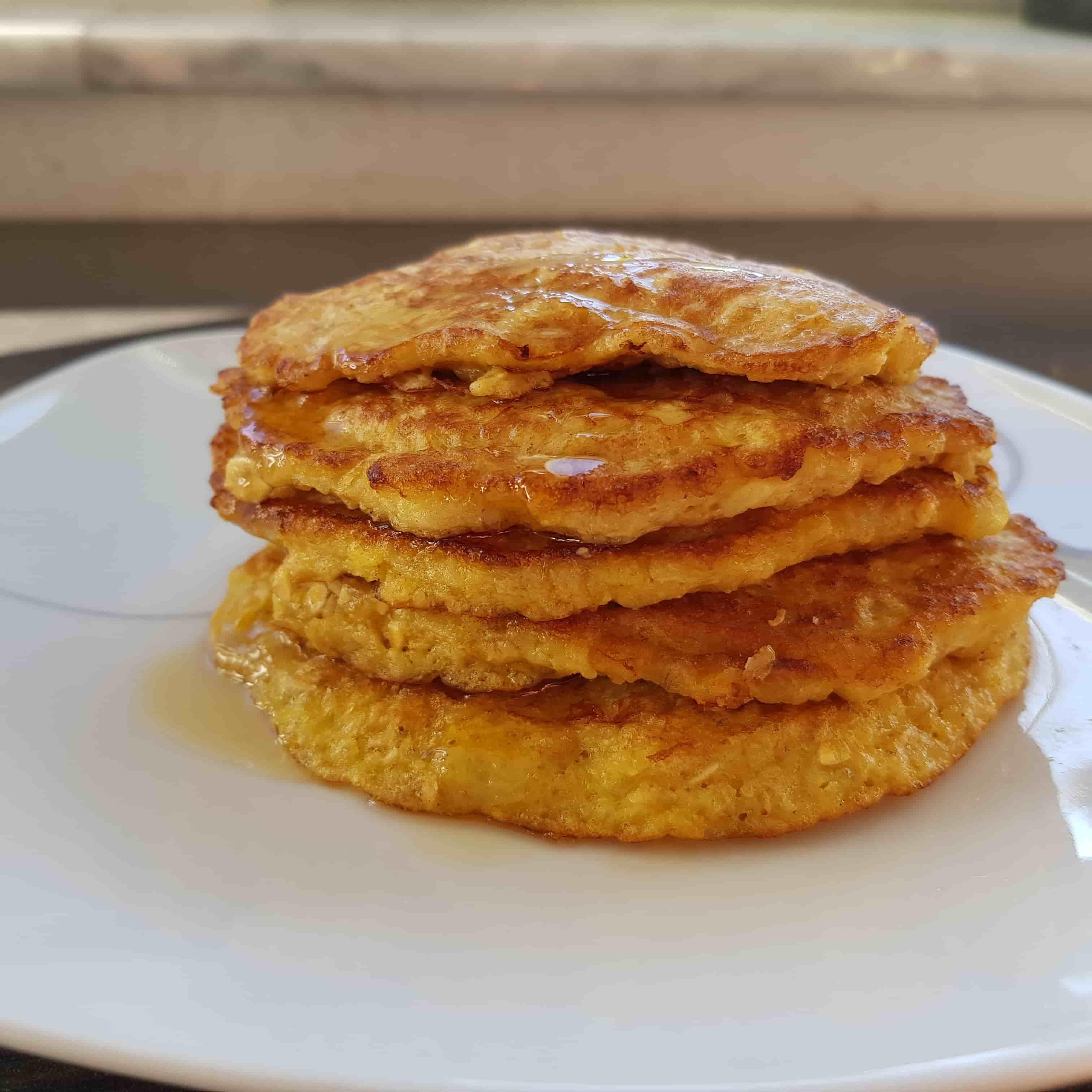 pancakes ohne mehl