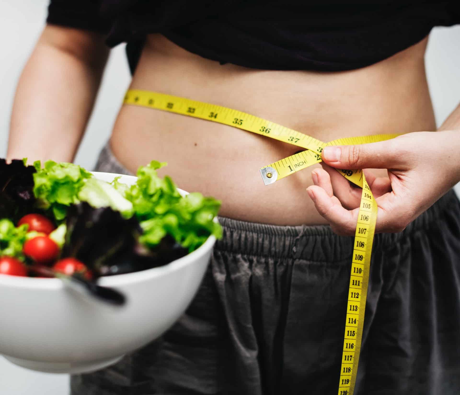Unterernährung Untergewicht