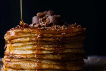 Zunehmen mit Pancakes