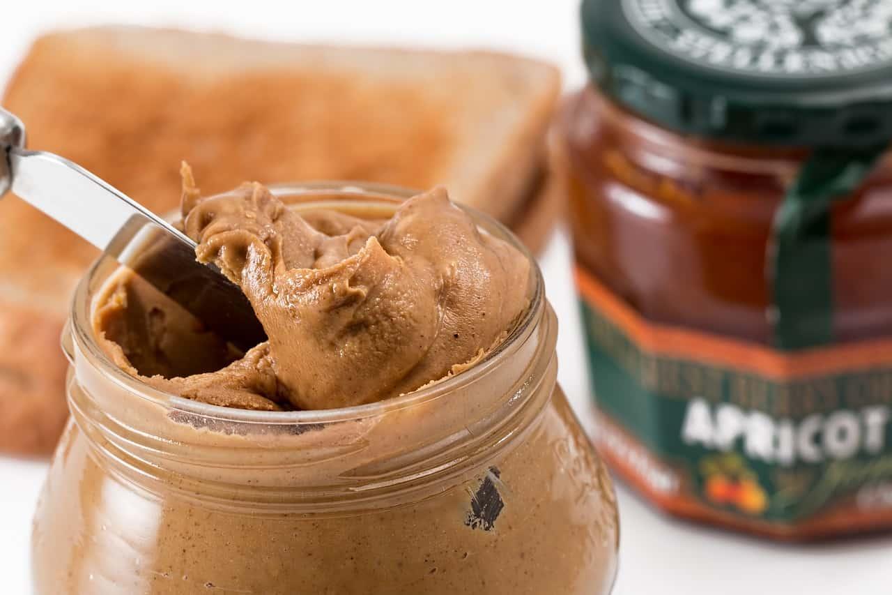 Zunehmen mit Erdnussbutter