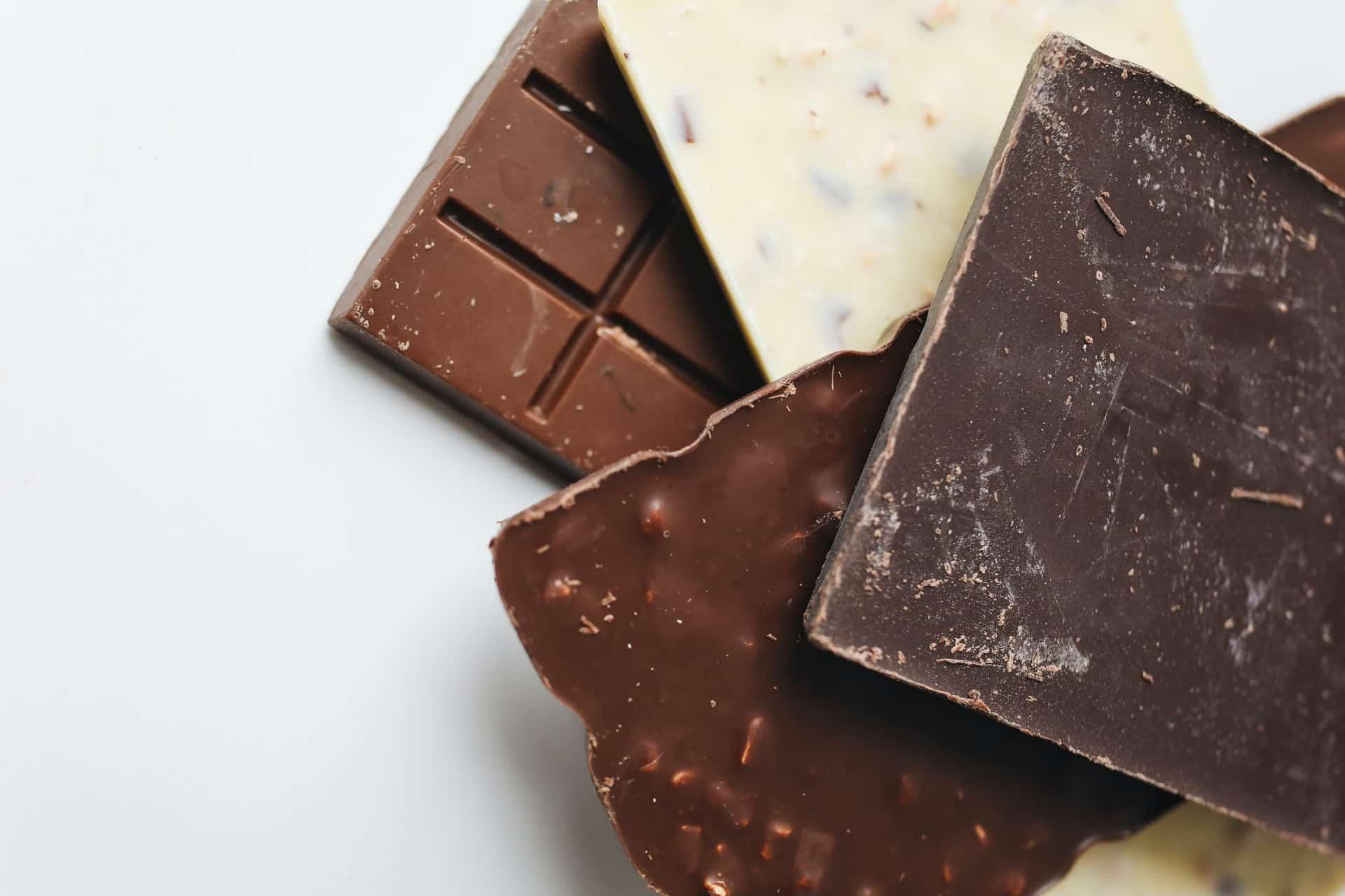Zunehmen mit Schokolade