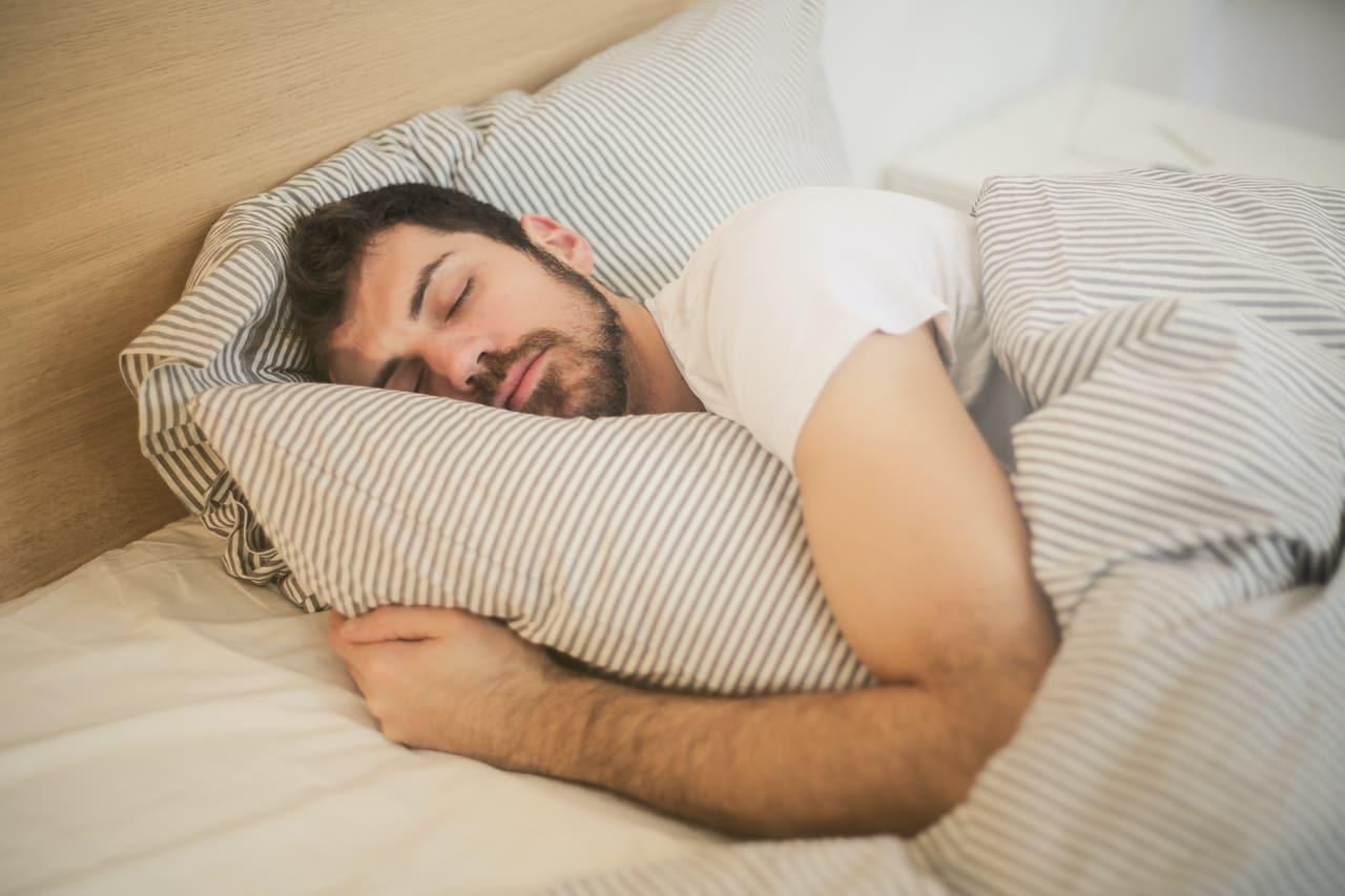 Muskelaufbau Schlaf