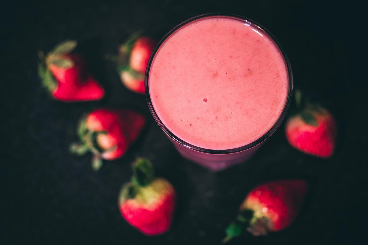 Erdbeer Weight Gainer