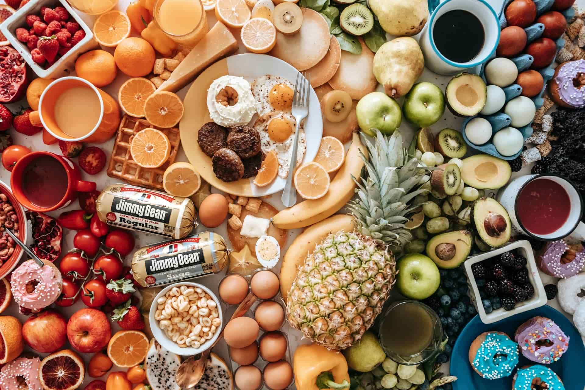 Kalorienreiche Ernährung